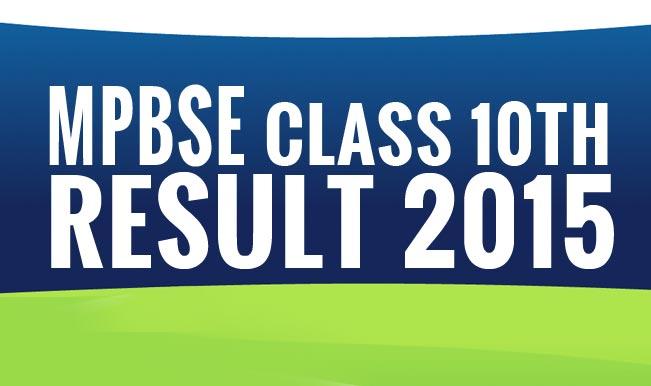 scvt result 2015 mp
