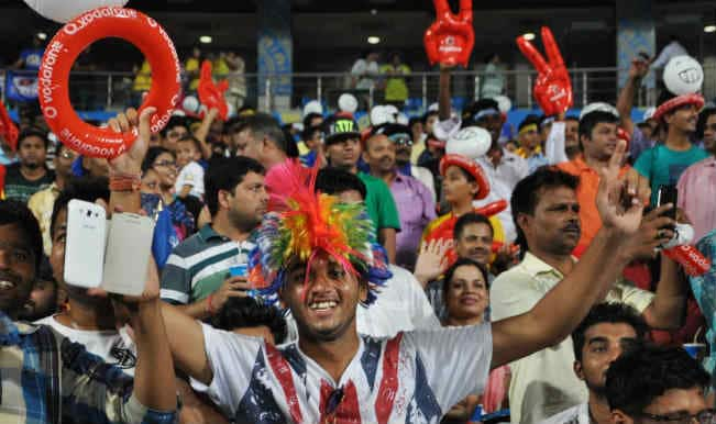 Mumbai Indians invite fans to join celebrations at the Wankhede post IPL 2015 victory
