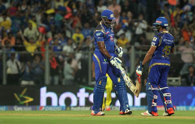 Mumbai Indians vs Delhi Daredevils IPL 2015 Match 39 Preview: MI Indians look to continue good run of form