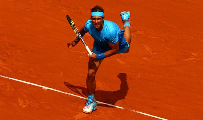 Rafael Nadal vs Andrey Kuznetsov, French Open 2015: Free Live Streaming and Tennis Match Telecast Round 3 from Roland Garros