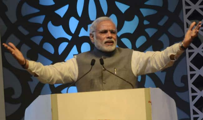 India on fast track of development: Narendra Modi on one year of NDA government
