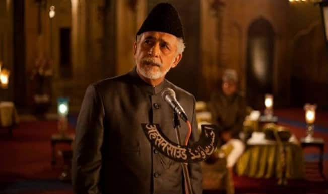 Nasseruddin Shah not a part of Shashanka Ghosh's next