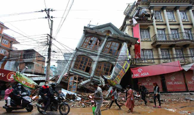 Earthquake in Nepal: 5 aftershocks jolt Nepal