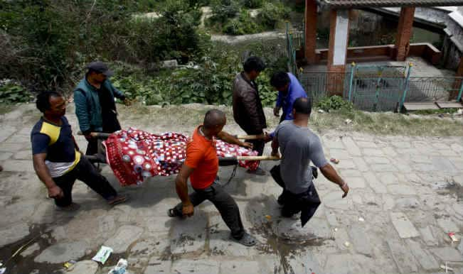 Earthquake in Nepal: Death toll reaches 8,635, over 300 missing