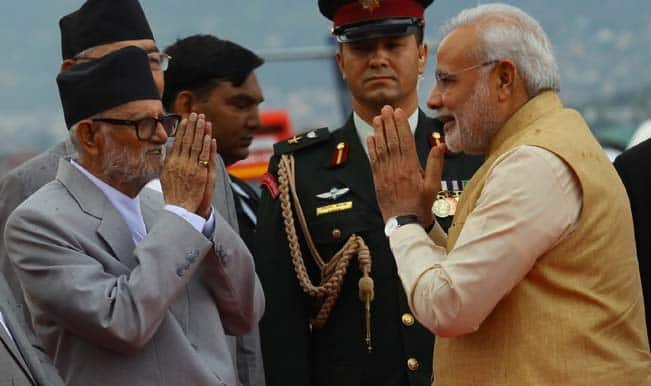 Narendra Modi speaks to Nepalese Prime Minister, assures all help