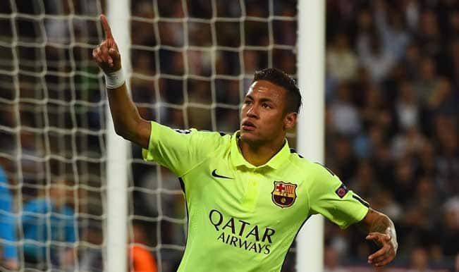 UEFA Champions League 2014-15: Neymar brace secures Barcelona's place in final despite 3-2 defeat to Bayern Munich
