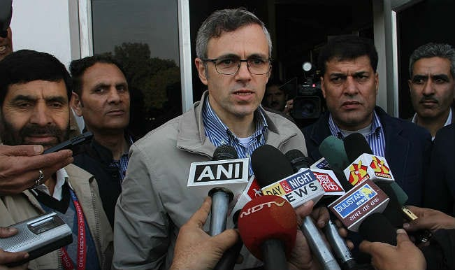 Omar Abdullah takes swipe at Prime Minister's foreign policy
