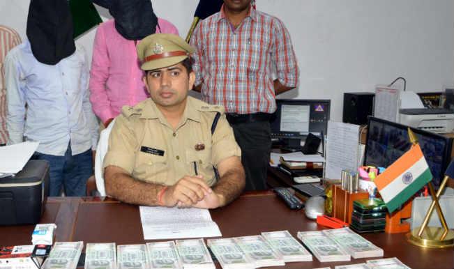 बिहार : 2 लाख रुपये के फर्जी नोट के साथ 2 गिरफ्तार