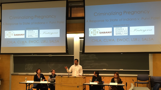 Purvi Patel's On-Going Case Sparks Reproductive Rights Discussion at Columbia Law School