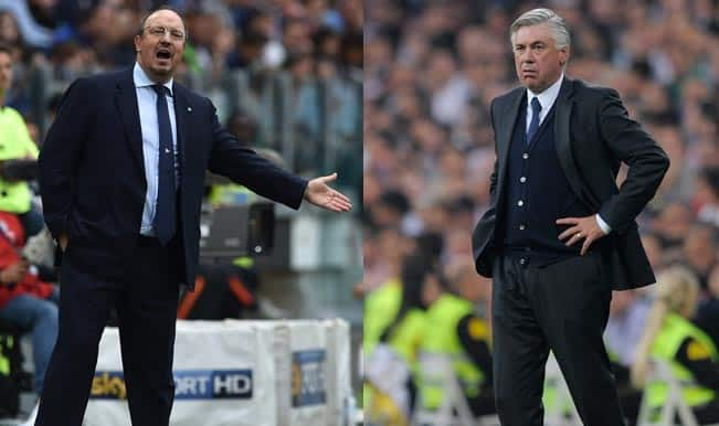 Rafael Benitez to succeed Carlo Ancelotti as Real Madrid manager: Reports
