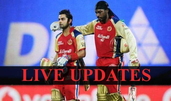 KXIP won by 22 runs   Live Cricket Score Updates Kings XI Punjab vs Royal Challengers Bangalore, IPL 2015