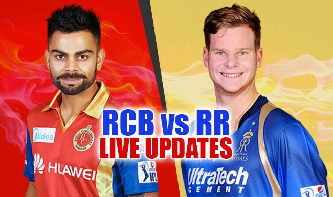 RCB won by 71 runs | Royal Challengers Bangalore vs Rajasthan Royals Live IPL 2015 Cricket Score Updates: AB de Villiers awarded Man of the Match