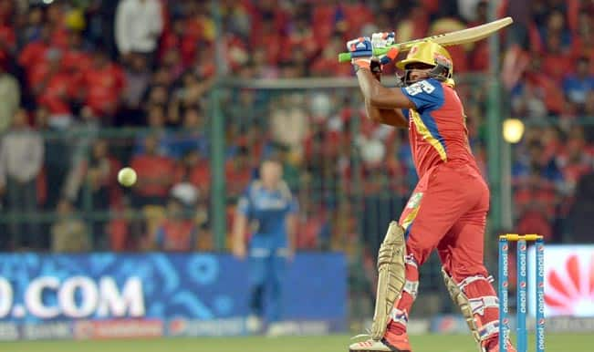 Royal Challengers Bangalore vs Rajasthan Royals, IPL 2015: Sarfaraz Khan's heroics goes vain as rain spoils party