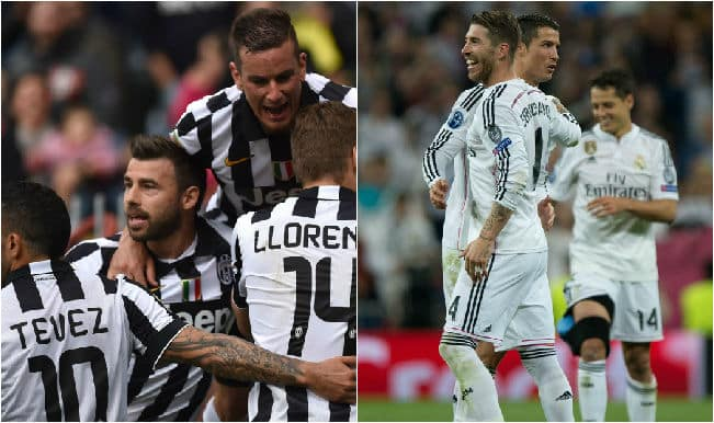 Real Madrid vs Juventus, UEFA Champions League 2014-15, Preview: Can Italian champions turn around UCL fortunes?