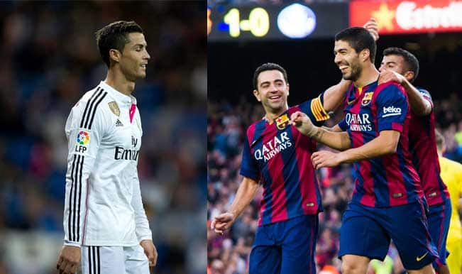 La Liga 2014-15 Matchweek 35 Preview: Barcelona, Real Madrid tussle for title go down to the wire