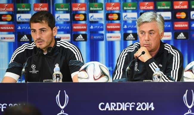 Iker Casillas reveals rocky relationship with former Real Madrid manager Carlo Ancelotti