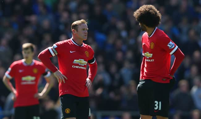Manchester United vs West Bromwich Albion Live Streaming and Score: Watch Live Telecast Online of MUN vs WBA Barclays Premier League 2014-15 Match