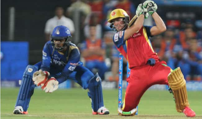 Royal Challengers Bangalore outplay Rajasthan Royals, advance to ...