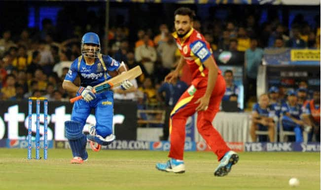 Royal Challengers Bangalore vs Rajasthan Royals, IPL 2015: Watch Free Live Streaming and Telecast of RCB vs RR on Star Sports Online