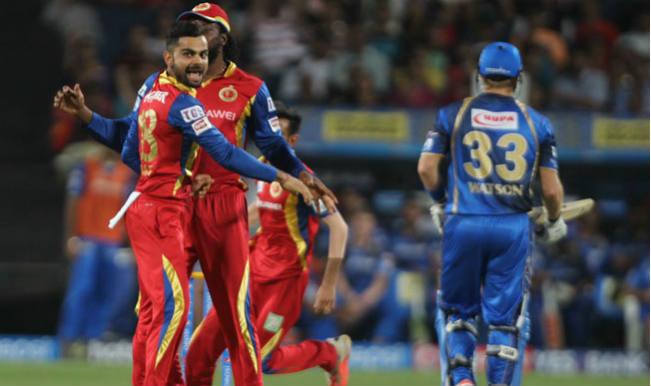Royal Challengers Bangalore vs Rajasthan Royals Cricket Highlights: Watch RCB vs RR, IPL 2015 Full Video Highlights
