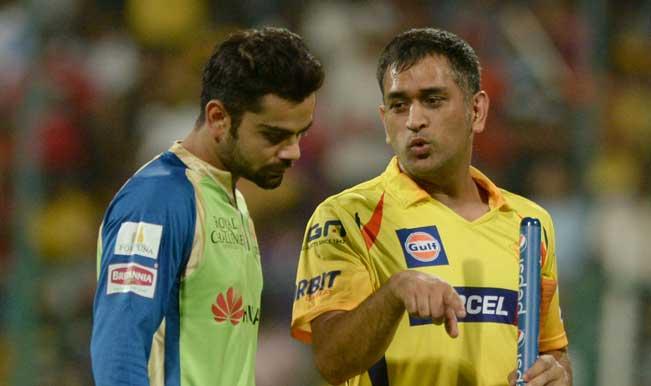 आईपीएल-8 : कोहली, धौनी के बीच होगी फाइनल में पहुंचने की होड़