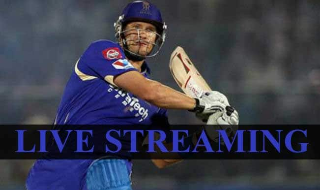 Chennai Super Kings vs Rajasthan Royals, IPL 2015: Watch Free Live Streaming and Telecast of CSK vs RR on Star Sports Online