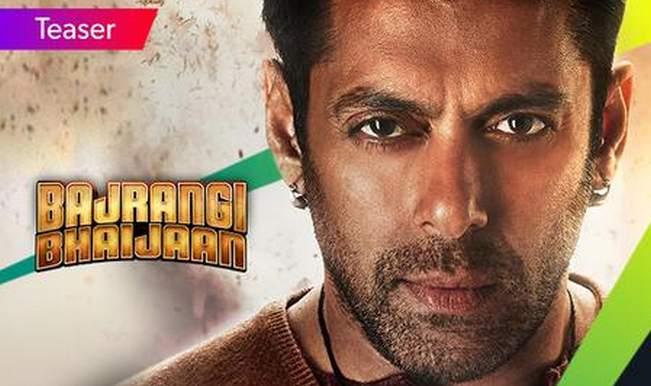 Bajrangi Bhaijaan teaser trailer OUT: Salman Khan in a never before avatar!