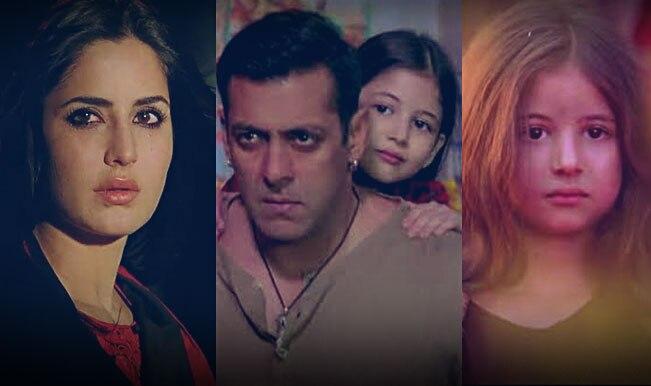 Meet Salman Khan's cute child co-actor Harshaali Malhotra from Bajrangi Bhaijaan, who reminds you of Katrina Kaif!