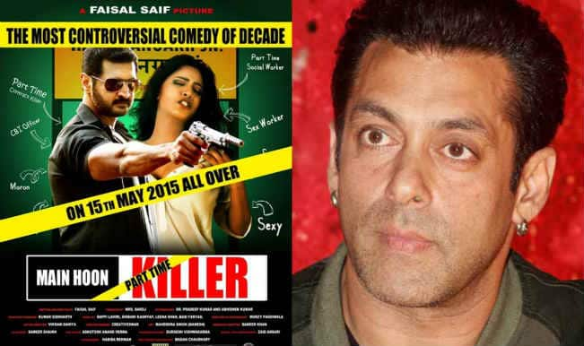 Salman Khan live: Main Hoon (Part-Time) Killer release pushed by week for Salman