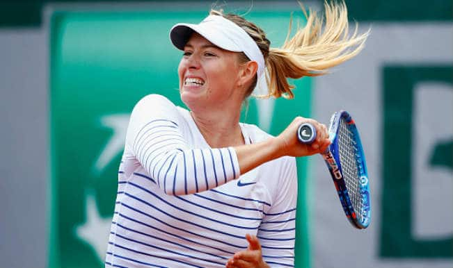Maria Sharapova vs Samantha Stosur, French Open 2015: Free Live Streaming and Tennis Match Telecast Round 3 from Roland Garros