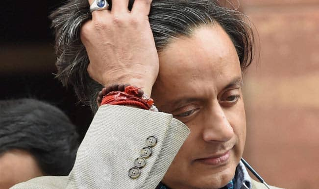 Shashi Tharoor loses his cool, calls media 'liars', watch furious reply of former Union Minister
