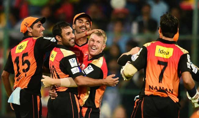 Rajasthan Royals vs Sunrisers Hyderabad Cricket Highlights: Watch RR vs SRH IPL 2015 Full Video Highlights