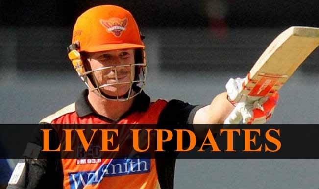 SRH win by 6 runs | Live Cricket Score Updates Delhi Daredevils vs Sunrisers Hyderabad, IPL 2015