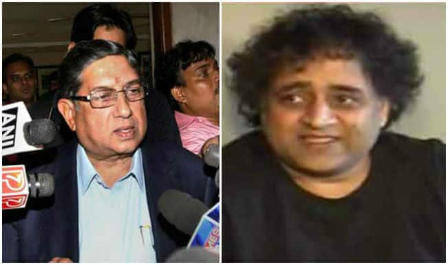 N Srinivasan threatening Gay son to marry woman to continue family lineage