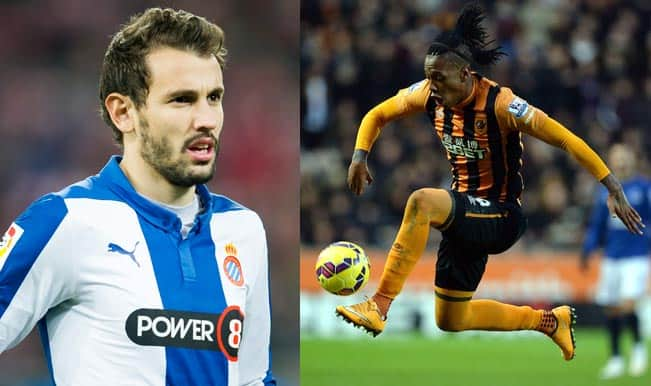 Christian Stuani and Abel Hernandez join Uruguay squad for Copa America