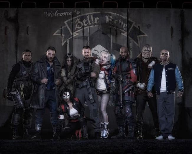 Superheroes move aside, the Suicide Squad is here!