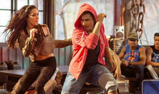 ABCD 2 song Sun Saathiya: Varun Dhawan & Shraddha Kapoor make you fall in love!