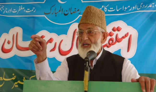 Peoples Democratic Party, Bharatiya Janata Party differ over passport to Syed Ali Geelani