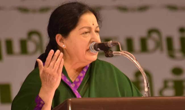 Tough time for security as crowds throng roads to look at J Jayalalithaa