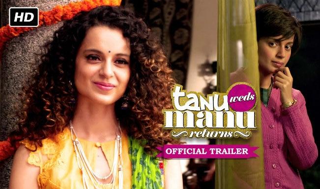Tanu Weds Manu Returns Song Mari Gali Kangana Ranaut Will Make You Dance In This Number