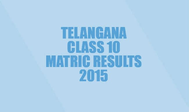 Bsetelangana.org & Bse.telangana.gov.in official TS SSC Results 2015 website: Telangana Class 10th (X) Matric Exam Results 2015 likely to be announced today