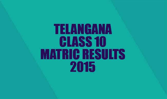 TS SSC Results 2015 Online: How to check Telangana Board Class 10th (X) Matric Board results online at Bsetelangana.org, Bse.telangana.gov.in & Manabadi.co.in and mobile & Email