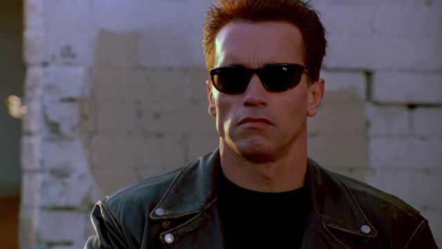 Miley Cyrus, Arnold Schwarzenegger reunite