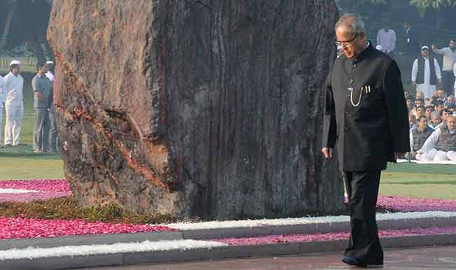 Pranab Mukherjee embarks upon state visit to Sweden, Belarus