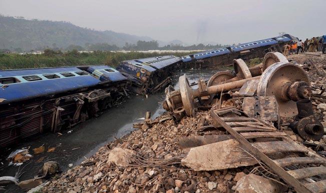 गोवा में ट्रेन पटरी से उतरी, कोई हताहत नहीं