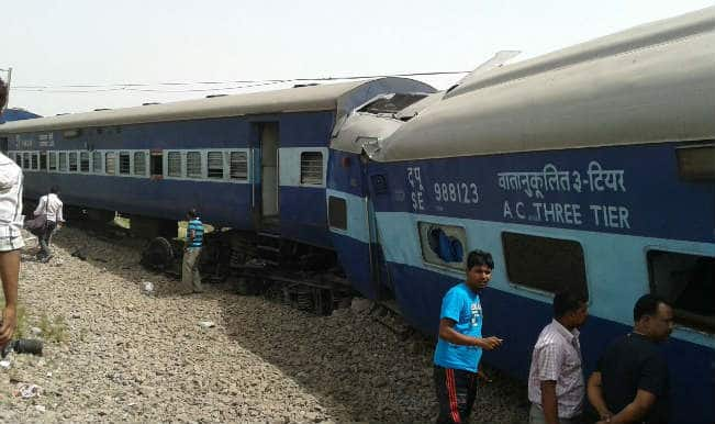 Muri Express derails: Two dead, over 100 injured in UP