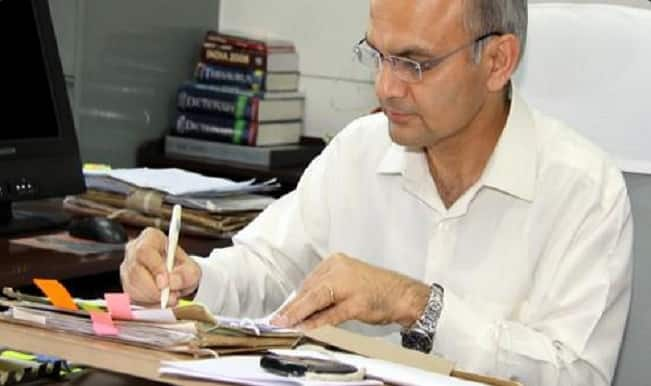 Delhi Chief Secretary K K Sharma resumes charge