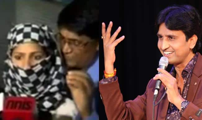 Kumar Vishwas affair: AAP woman volunteer 'tutored' to speak against Vishwas