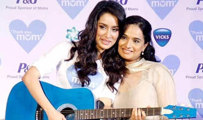 Shraddha Kapoors Mother To Sing For The Hottie