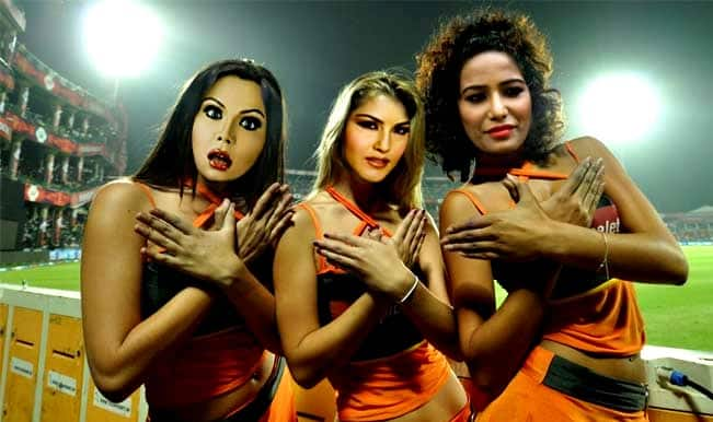 IPL 2015 Final: Sunny Leone, Poonam Pandey, Rakhi Sawant -who would be the hottest cheergirl?